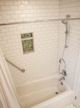 Cleveland Heights Bath Renovation
