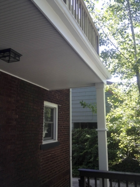 Exterior Carpentry Cleveland Heights