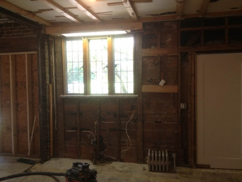 Shaker Heights Kitchen Before