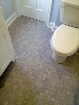 University Heights Bath Remodel