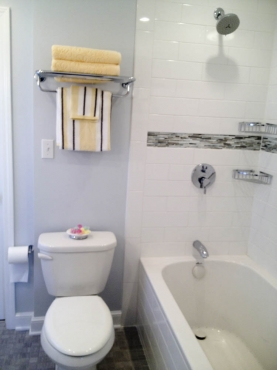 University Heights Bath Remodel