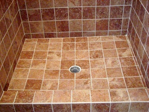 Custom Tile Shower and Bathroom Remodeling by The Beard Group in Cleveland Heights, Ohio
