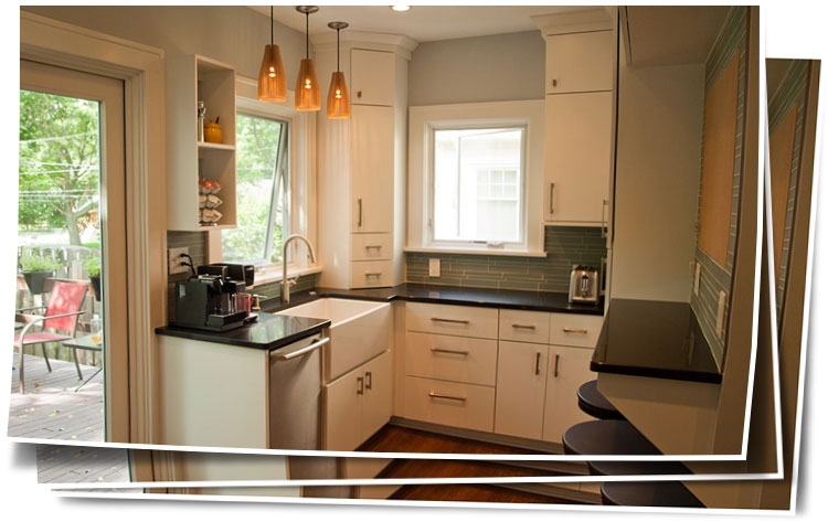 Cleveland Heights Kitchen Remodel