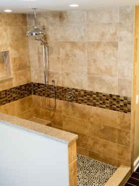 Shaker Heights Custom Bath Remodel