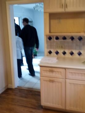 Shaker Heights Dream Kitchen Before