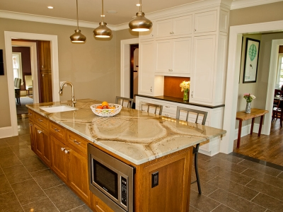 Modern Kitchen Remodel - Cleveland Heights