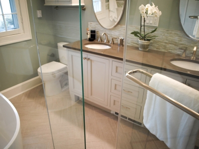 Shaker Heights Master Bath Remodel