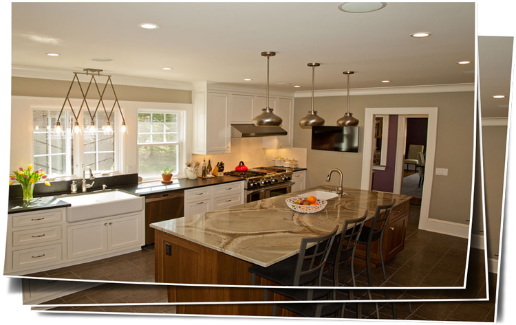 Cleveland Heights Modern Kitchen Remodel