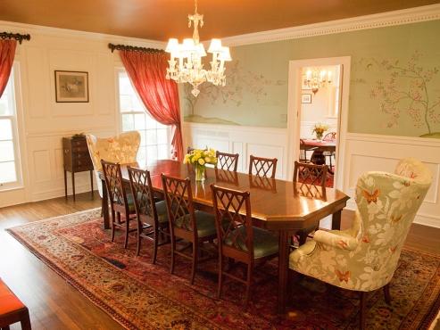 Shaker Heights Living Room Remodel