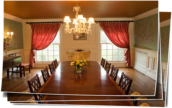 Shaker Heights Dining Room Remodel