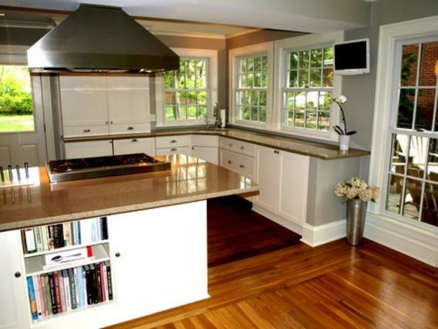 Kitchen Remodel, Cleveland Heights, OH