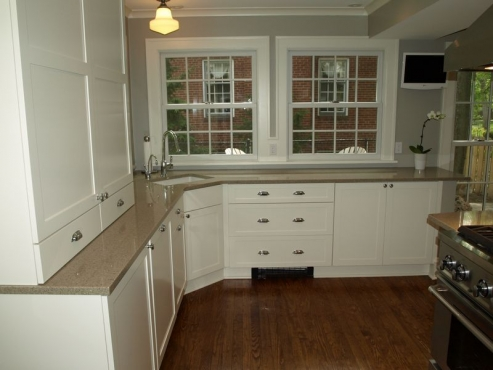 Kitchen Remodel,custom cabinet installation, Cleveland Heights, OH