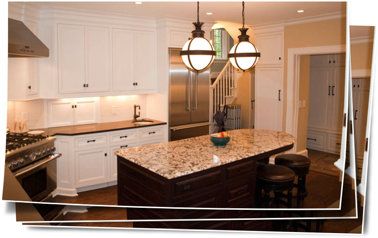 Shaker Heights Kitchen Renovation Before And After Gallery