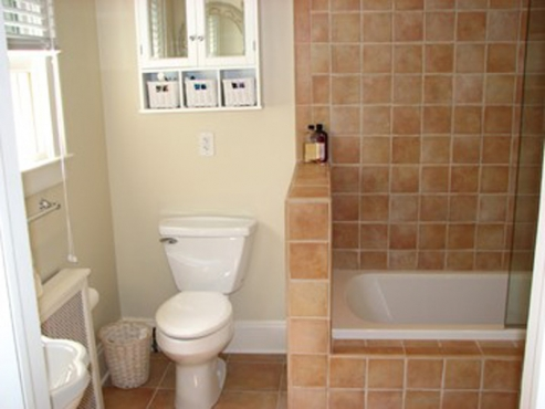 Bathroom Renovation in Shaker Heights, OH by The Beard Group