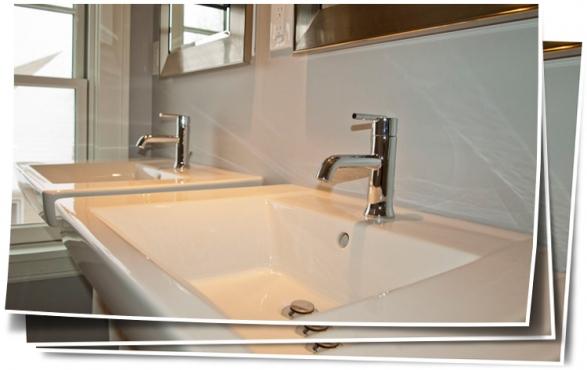 Shaker Heights Third Floor Bath Remodel