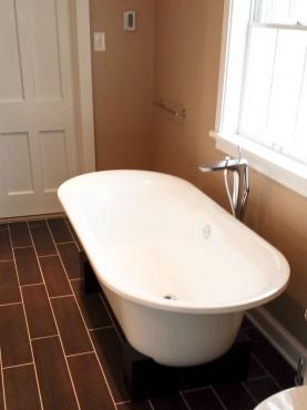 Shaker Heights Custom Bath Remodel