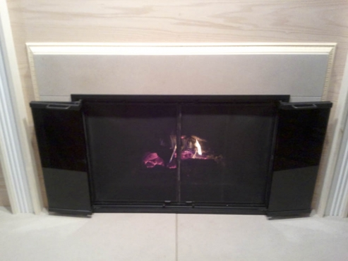 Shaker Heights Fireplace Remodel