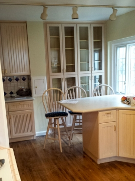 Shaker Heights Dream Kitchen Before